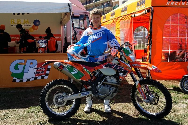 Lars KTM 350 EXC-F